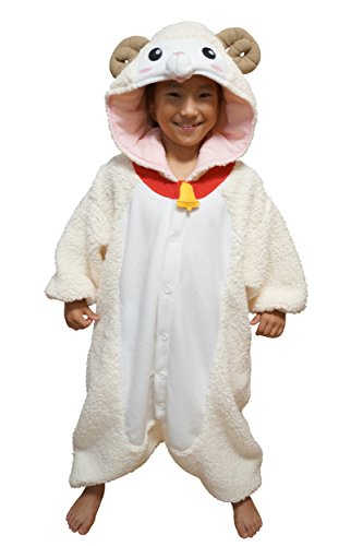 Sheep Kigurumi (5-9 Years) front-647643