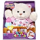 FurReal Friends Lovey Cubbies Bears White