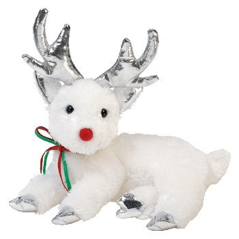 TY Beanie Baby - SLEIGHBELLE the Reindeer (Colors Vary) - 1