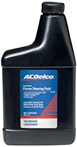 ACDelco 10-5043 Synthetic Cold Climate Power Steering Fluid - 16 oz. (Case of 12) by ACDelco