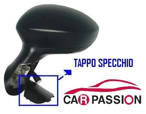 CALOTTA TAPPO COPRIVITI SX FIAT PUNTO 2012 / PUNTO EVO / GRANDE PUNTO BASE SPECCHIO RETROVISORE COPERCHIO