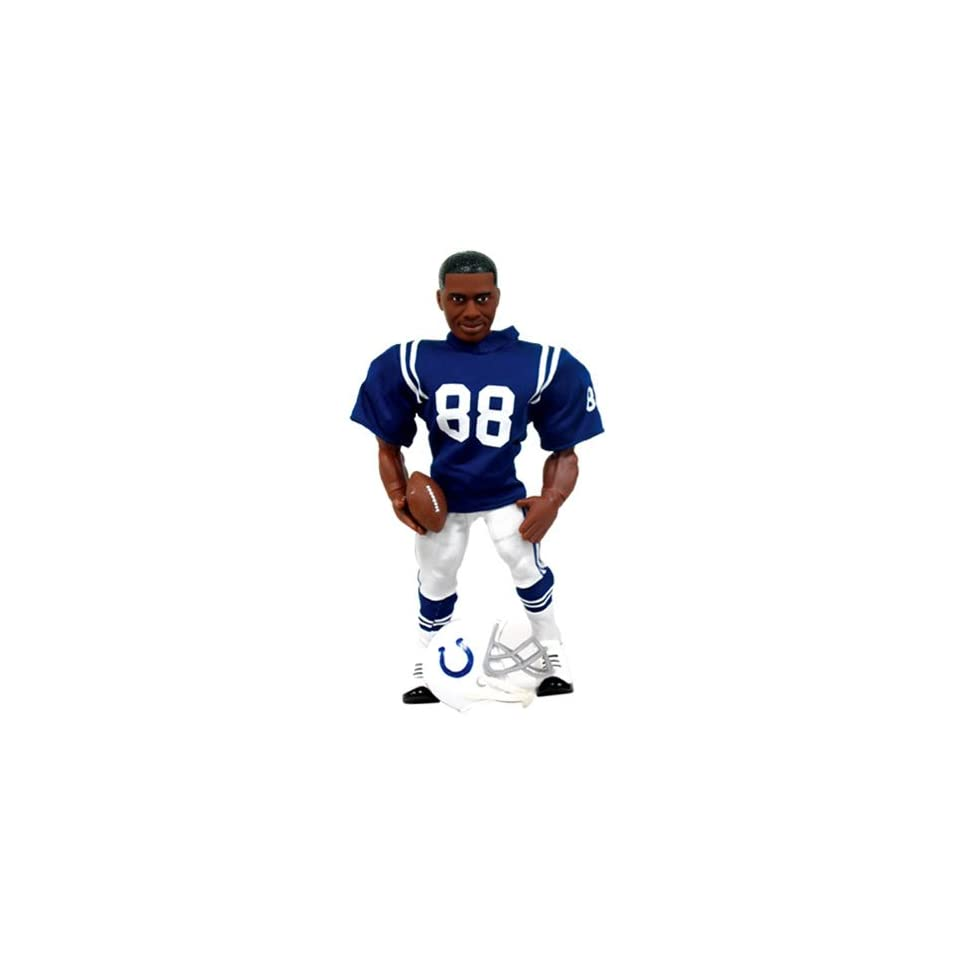 Marvin Harrison (Indianapolis Colts) NFL Gladiator Figure