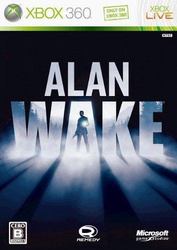 Alan Wake (アラン ウェイク) (通常版) (ゲーム追加ダウンロードカード同梱)
