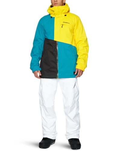 O'Neill Herren Snow Jacke PMFR THEORY, chrome yellow, L, 250027