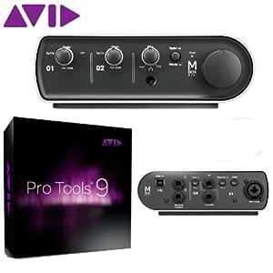 Avid Mbox 3 Mini w Pro Tools 9 Mbox3 Mini Bundle Mbox3Mini