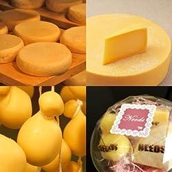 北海道【十勝ブランド認証品】【ナチュラルチーズ】チーズコンテスト受賞チーズお試しセット 1セット