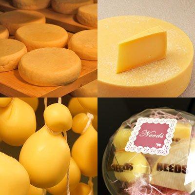 【十勝ブランド認証品】チーズコンテスト受賞チーズお試しセット