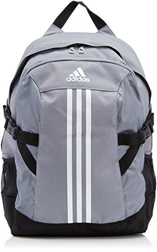Adidas Zaino Power Ii (Colore:Grigio/Bianco/Nero)