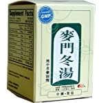 Fluid Balance Decoction (Mai Men Dong Tang) 60 Capsules X 3