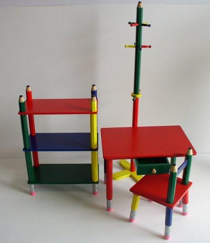 Furniture For Children Pencil Furniture Set Coat Tree