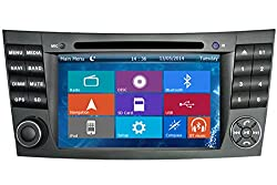 See Crusade Car DVD Player for Benz W211 2002-2009/ Iran 2003-2011 Support 3g,1080p,iphone 6s/5s,external Mic,usb/sd/gps/fm/am Radio 7 Inch Hd Touch Screen Stereo Navigation System+ Reverse Car Rear Camara + Free Map Details