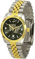 Wake Forest Demon Deacons WFU NCAA Mens 23Kt Executive Watch