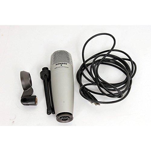 Samson C01U Usb Condenser Mic Regular 888365136905