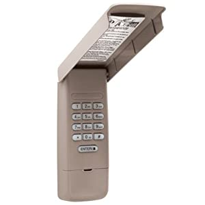 Liftmaster Wireless Keyless Entry 877lm Garage Door