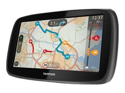 TomTom 1FC6.002.02 GPS Bluetooth Noir