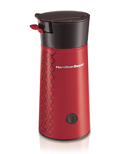 Hamilton Beach 40920 Iced Coffee Brewer, Red