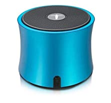 buy Abramtek Portable Mini Bluetooth Wireless Speaker Powerful Sound With Tf Fm Radio/ Built In Mic Mp3 Subwoofer/ Powerful Sound With Build In Mic/ Works For All Smart Phones And Mp3 Players/Enhanced Bass Resonator