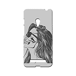 BLUEDIO Designer Printed Back case cover for Asus Zenfone 5 - G0369