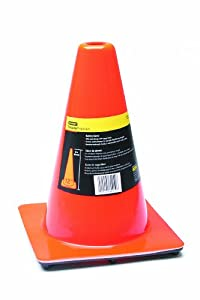 Stanley RST-60010 12-Inch Safety Cone, Orange