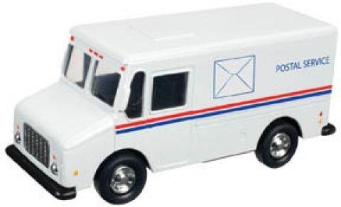 Toysmith Mail Truck