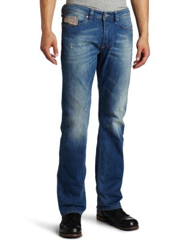 Diesel - Mens Viker 0888E Denim Jeans, Size: 34W x 30L, Color: Denim