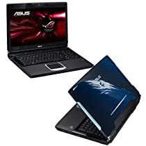 ASUS Republic of Gamers G51JX-A1 15.6-Inch Gaming Laptop (Blue)