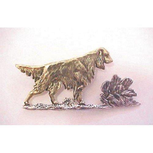 English Setter Breed Origin Pin