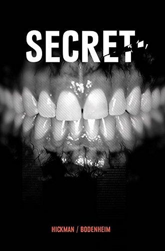 Secret Volume 1 TP
