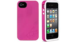 Newer Technology NuGuard KX Protective Case for iPhone 4/4S - Pink/Rose