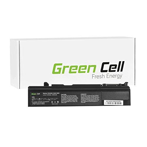 Green Cell® Notebook Batteria per Portatile Toshiba Tecra S10-MN4 (4400mAh)