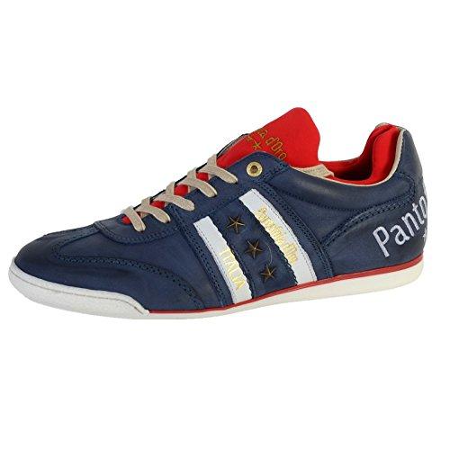 Pantofola D'oro scarpa Ascoli Neo Low Men, colore: blu, (blu), 41
