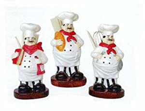 Gourmet Chef Utensil Holder Kitchen Decor