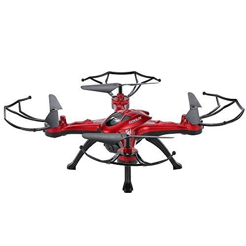 GoolRC T5W Wifi FPV 0.3MP Caméra RC Drone Quadcopter avec Une Clé pour Retour Mode sans Tête 360 ° Éversion Fonction
