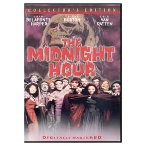 The Midnight Hour DVD 1985 [IMPORT] Levar Burton Shari Belafonte Halloween movie