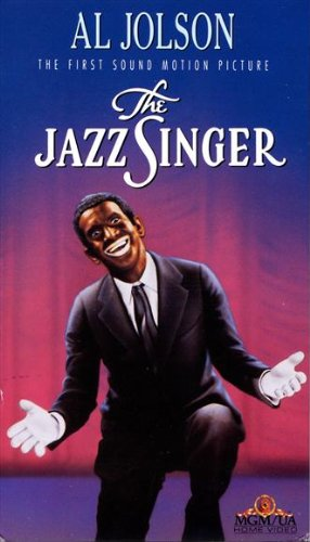 The Jazz Singer - 映画ポスター - 11 x 17