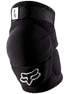 FOX Launch Pro Elbow Guard, Black, Medium