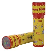 Curious George Tin Kaleidoscope – only one included