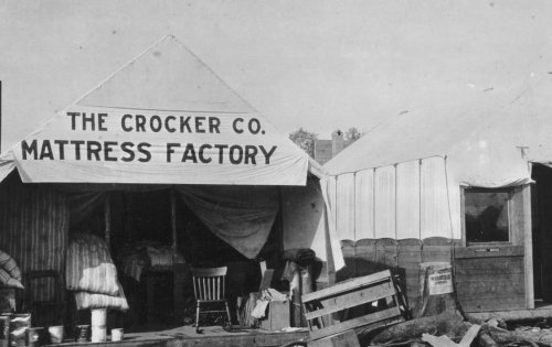 History Of Mattresses front-623918