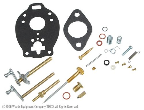 Tisco - Ford Tractors 800 900 Carb Repair Kit. Part No C547Av
