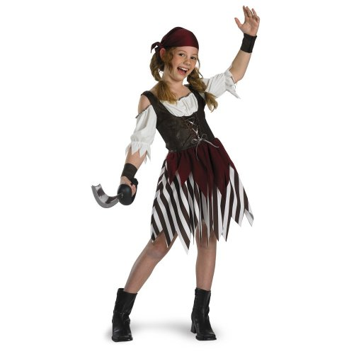 Pirat (Pirate Lass Childrens Costumes)