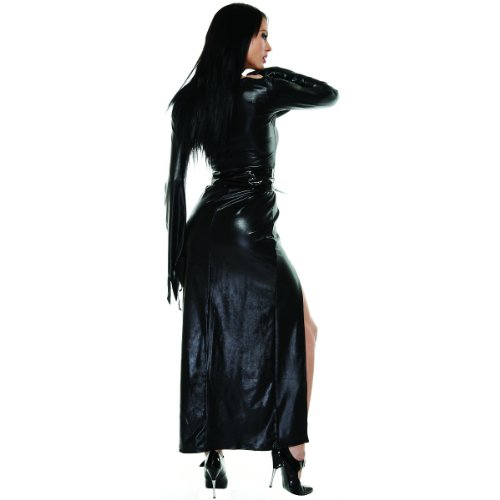 Mistress of Midnight Costume - Medium/Large - Dress Size 6-9