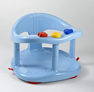 baby bath tub ring seat new in box by keter blue or
