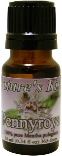 Nature's Kiss Pennyroyal Essential Oil, 0.34-Ounce