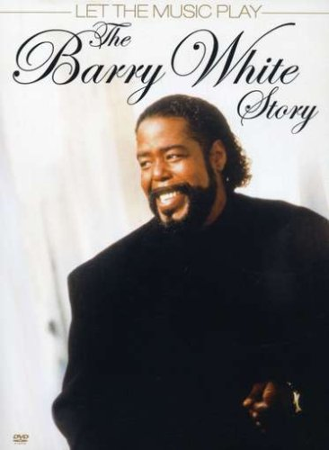 Cover art for  The Barry White Story: Let the Music Play