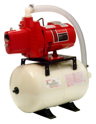 Red Lion RJS-50/RL14H 1/2-HP Shallow Well Jet Pump System, 14 Gallon