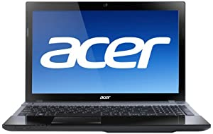 Acer Aspire V3-551-8469 15.6-inch Laptop Midnight Black