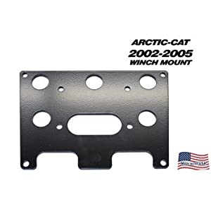 KFI Products 100335 Winch Mount Kit for '02-06 Artic Cat 250 2X4, 4X4 by KFI Products