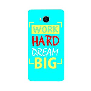 Phone Candy Designer Back Cover with direct 3D sublimation printing for Huawei 5x