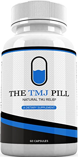 TMJ Relief Supplements, An Ongoing TMJ Pain Relief Treatment to Help Naturally Provide TMJ Pain Relief Formula (60 Capslues) (Natural Tmj Relief compare prices)