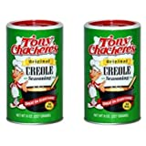 Tony Chachere Seasoning Blends, Original Creole, 3 Count